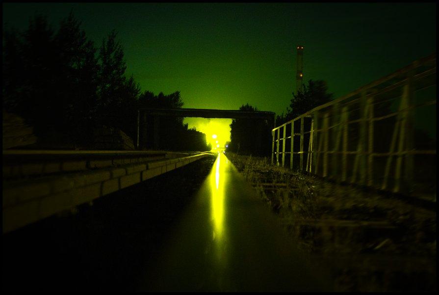 Railroad - Виталий Корнеев
