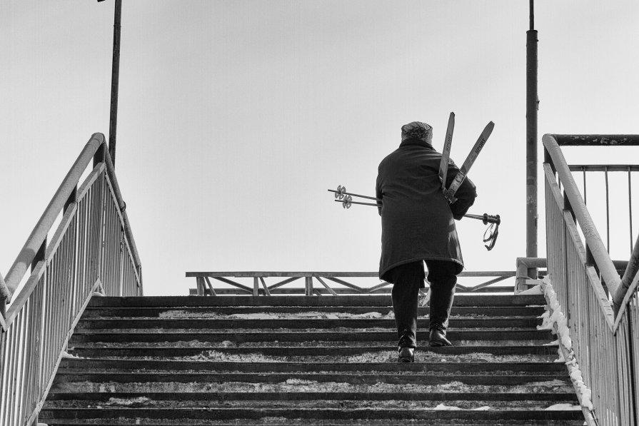 лыжница - Николай Шумилов
