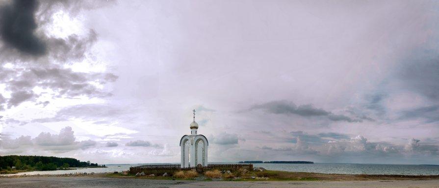 Часовня в Завьялово - Марья Решетова