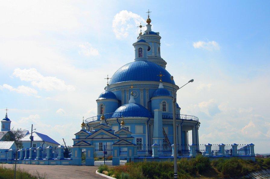 Храм Казанской иконы Божией Матери - Геннадий Лосев