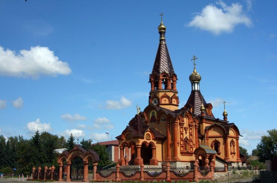 храм Великомученицы Екатерины - Геннадий Лосев
