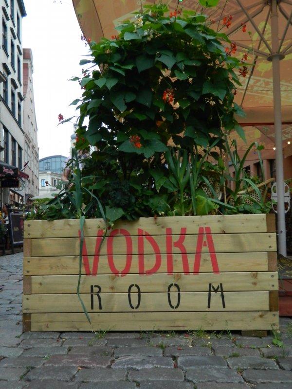 Vodka room - Lina Liber