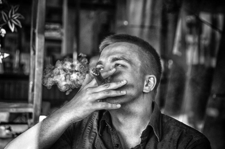 Stop smoking your cigar - Семён Титков