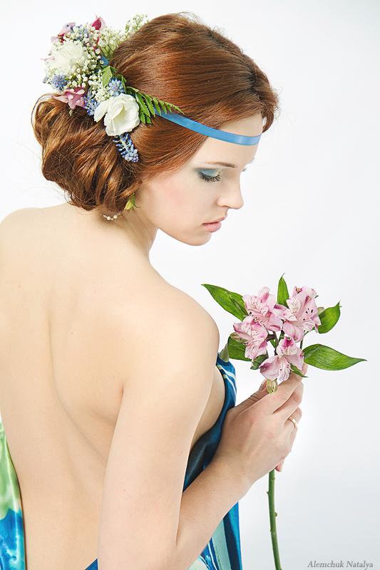Молодая весна возвратилась... - Наталья Алемчук
