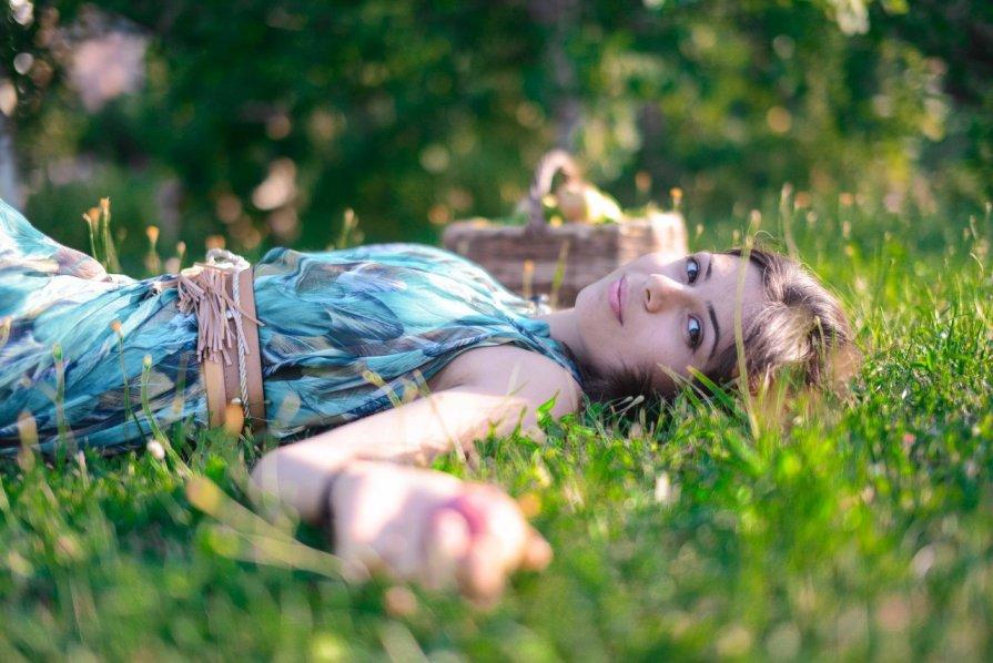 лето - Diana Uspenskaya