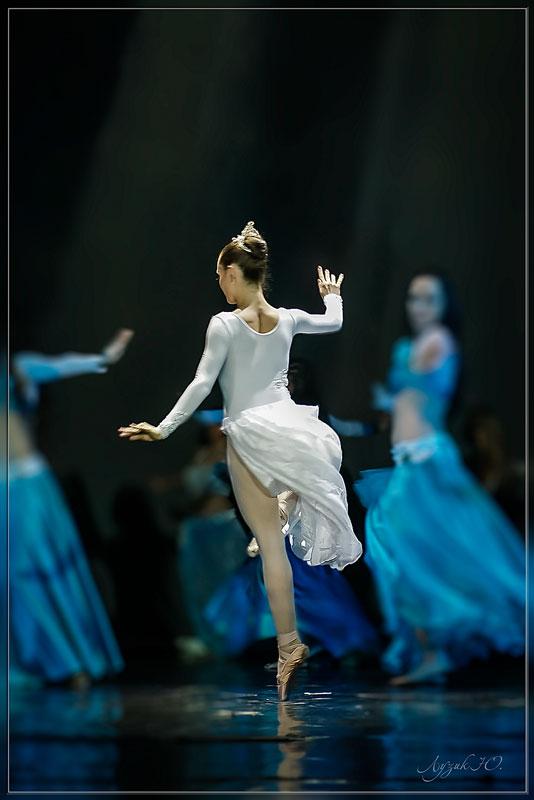 Балерина - Юрий Лузик