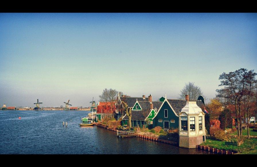 Заансханс- старая Голландия - Altah ET