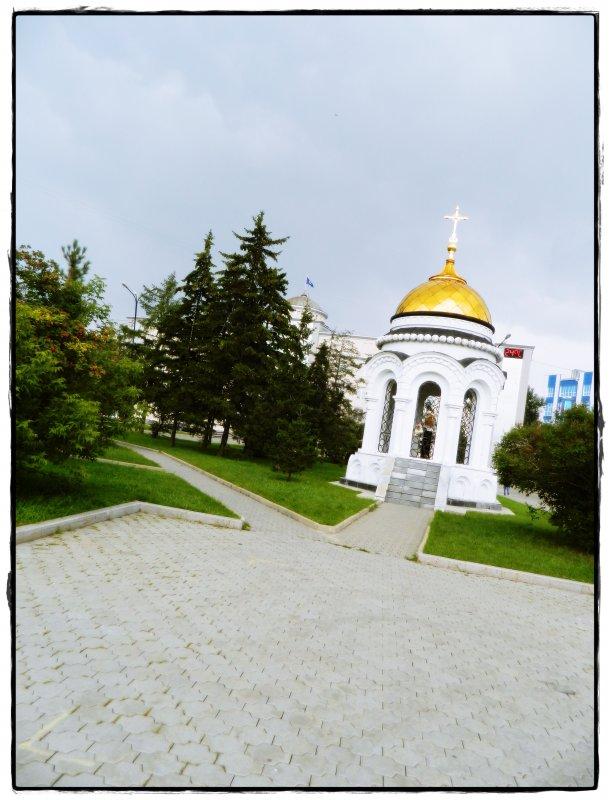 Сквер Кирова - Владислав Никитин