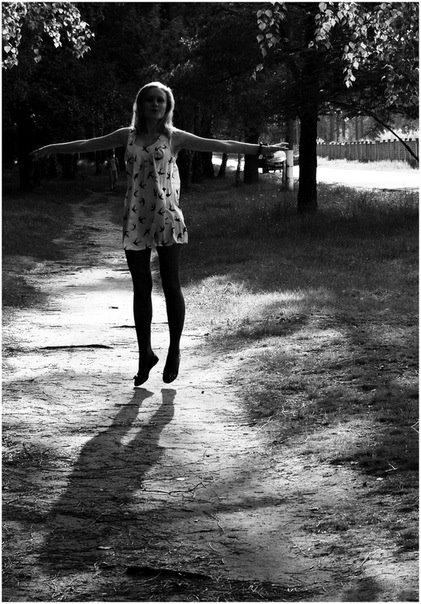 No gravitation - Liliya Salahatskaya