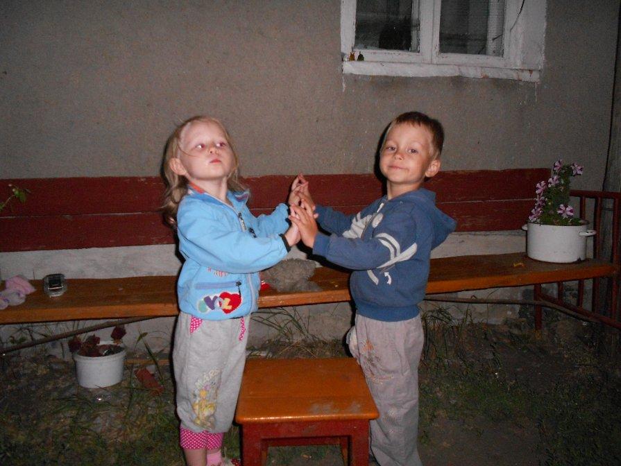 дети - Ольга Янцен