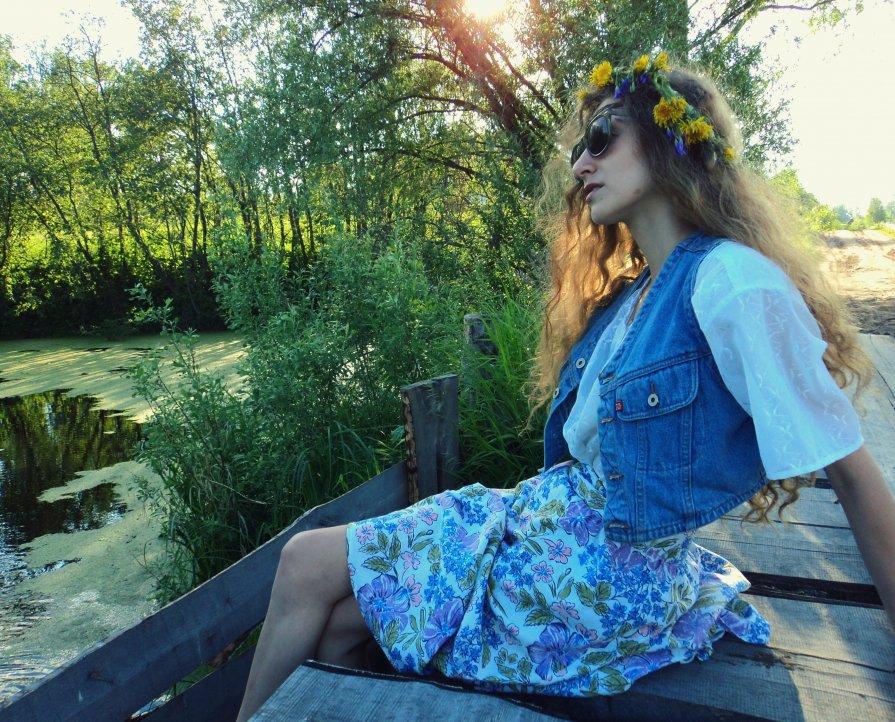 Наташа - Александра Сабрекова