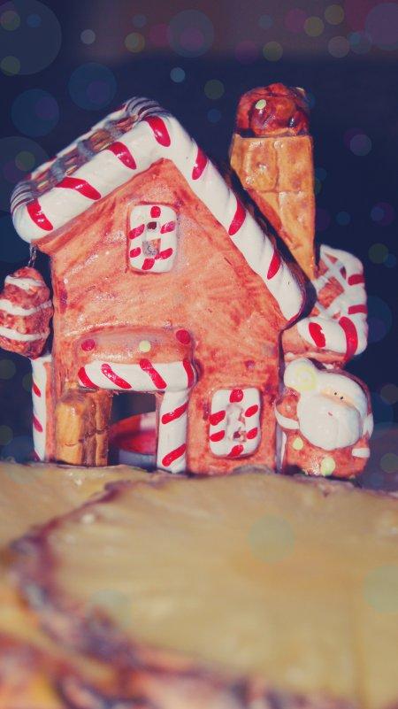 Пряничный домик - Мария Малыш