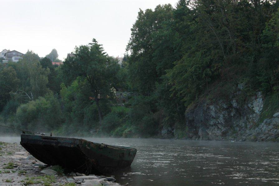 лодка - Дарья Воропаева