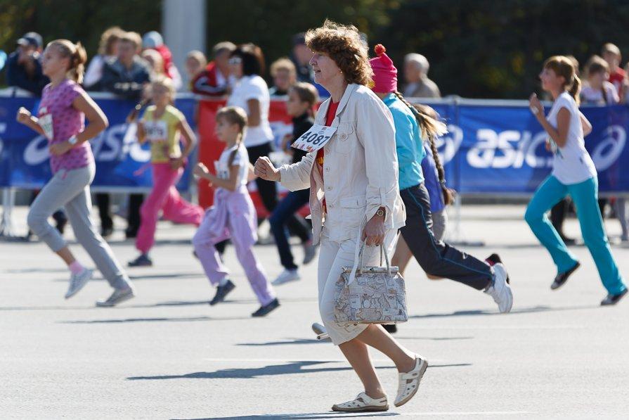 фестиваль бега - Дмитрий Карышев