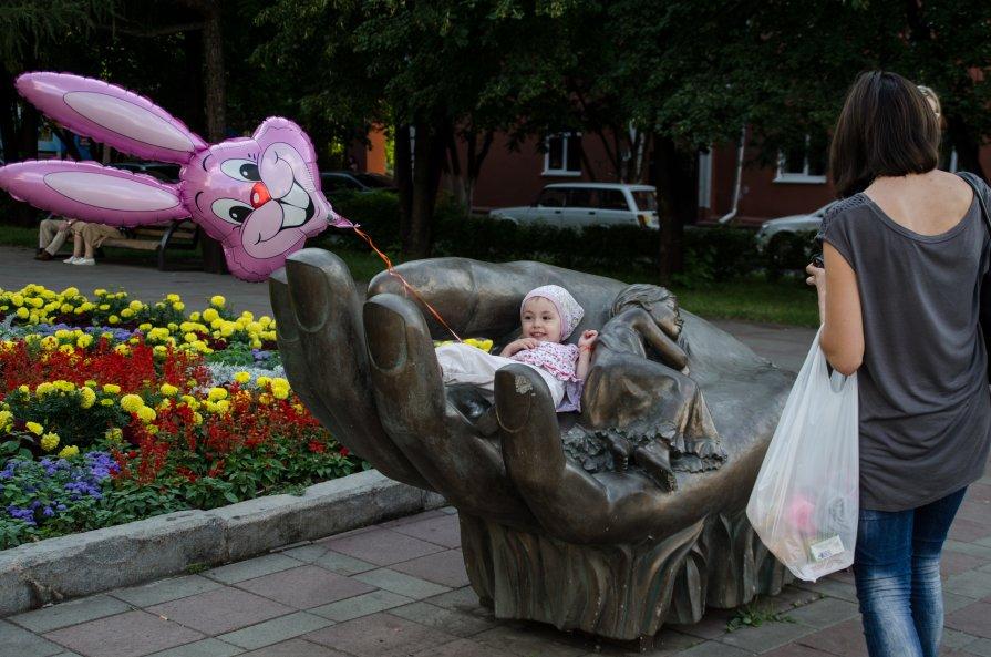 Девочка - Роман Яшкин