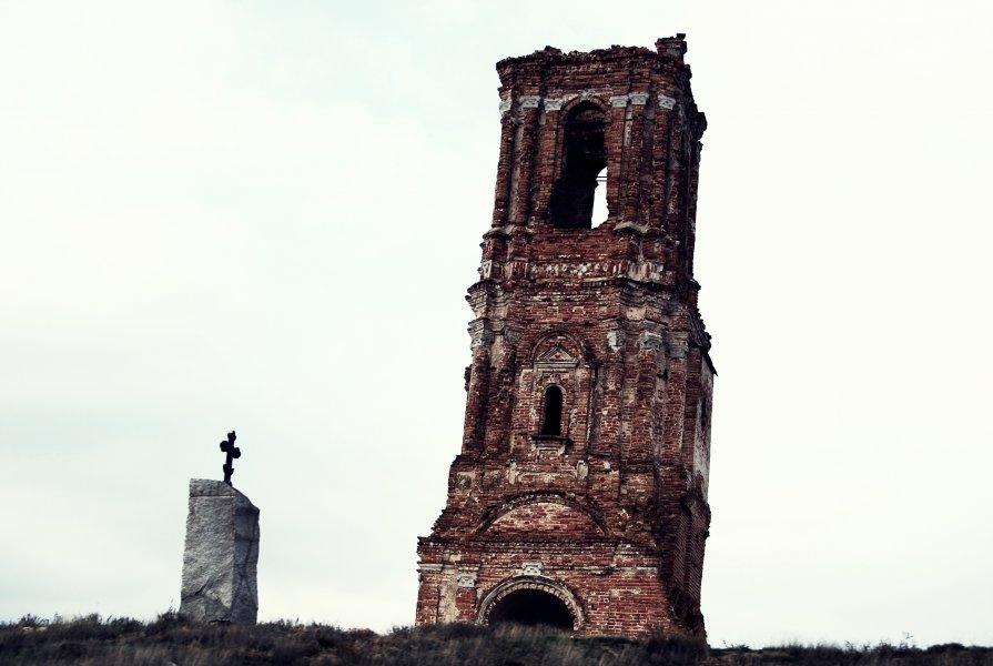 старая часовня - Юлия Францева