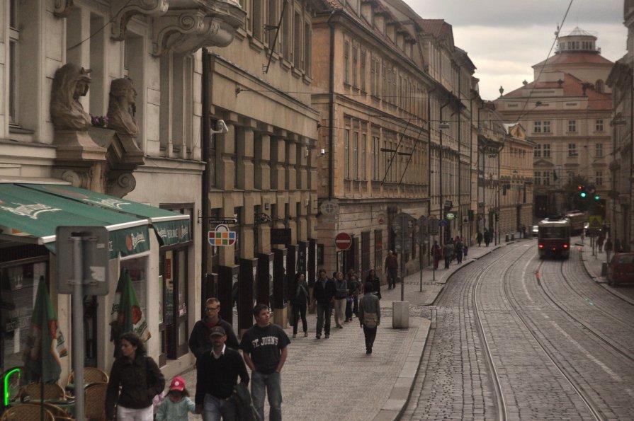 Praga - Diana Uspenskaya