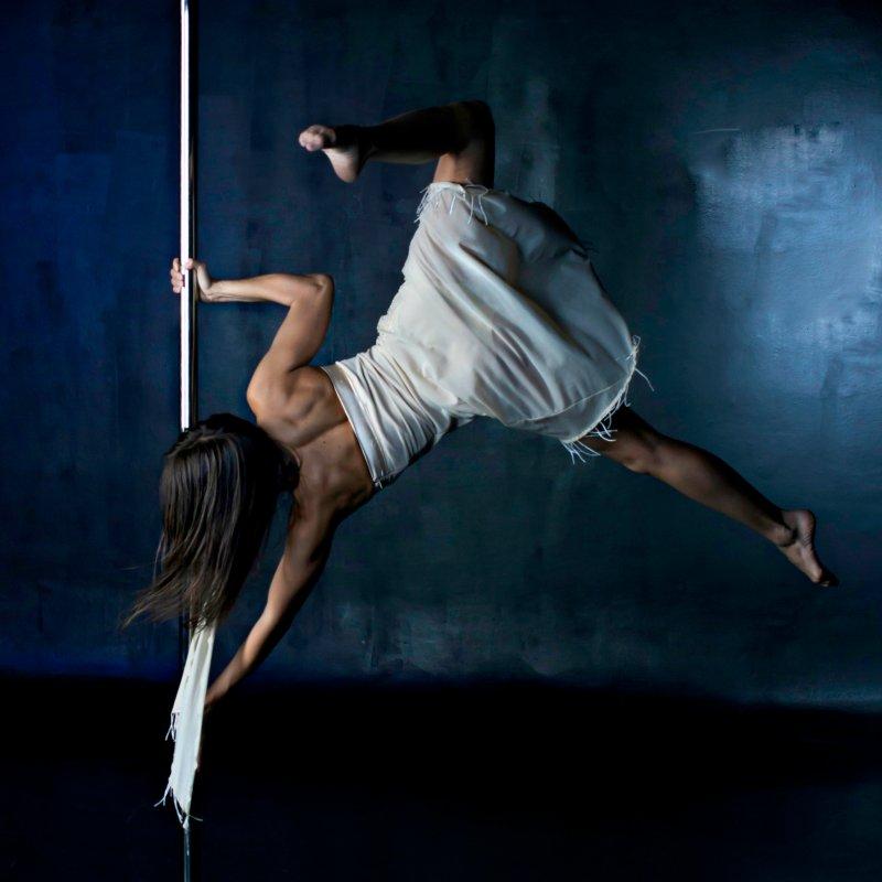 Pole Dance - Елена Рыжова