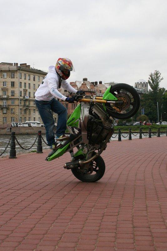 Стант - Сергей Румянцев