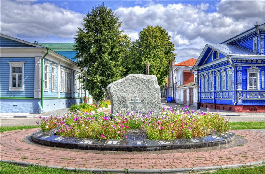 Священое место - Сергей Дубков