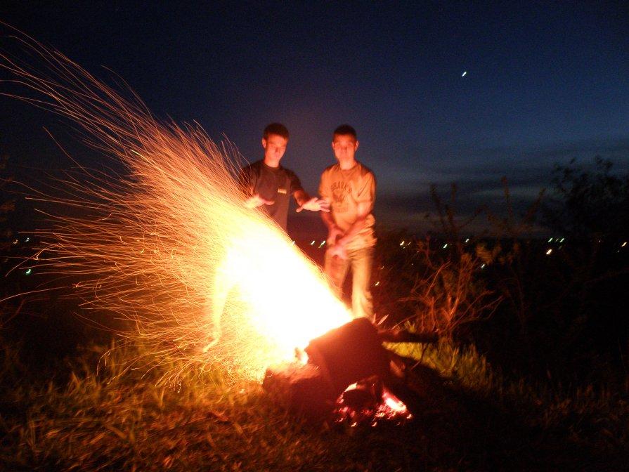 fire - natalia nataria
