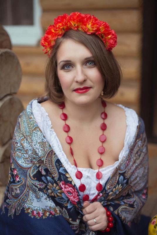 Dst fk русскую красавицу