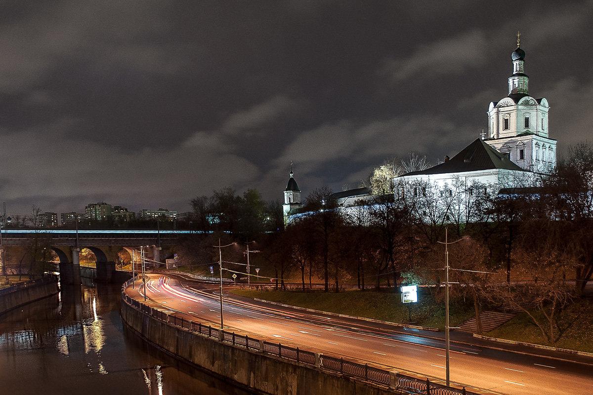 Спасо-Андроников монастырь в Москве - Владислав Комаров