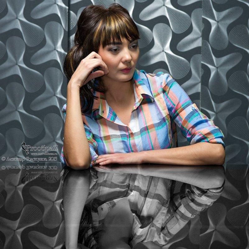 я - Алина Житихина