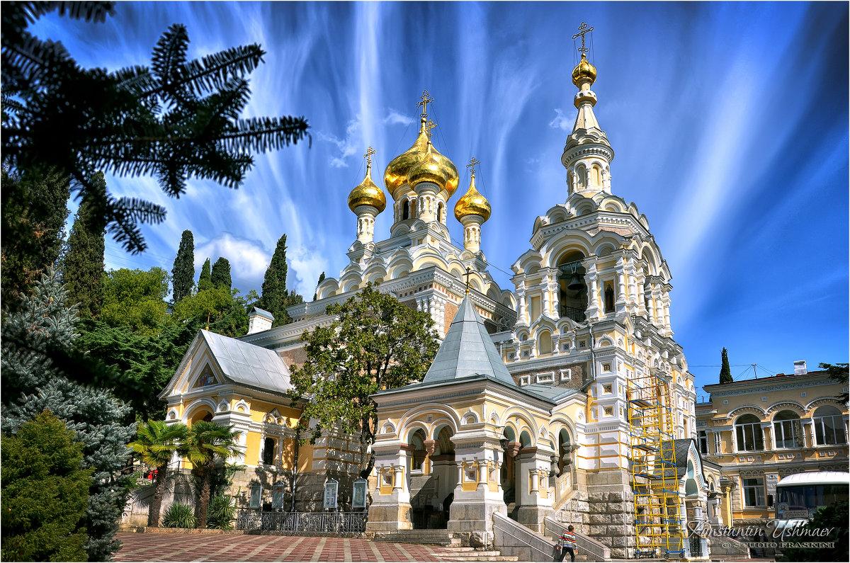 святые православные монастыри россии маленький