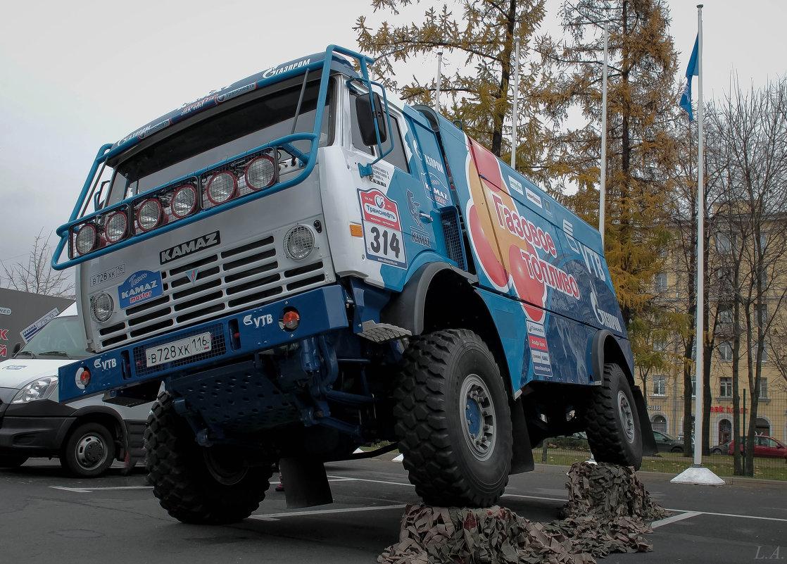 Петербургский международный автотранспортный форум 2013 - Любовь Анищенко