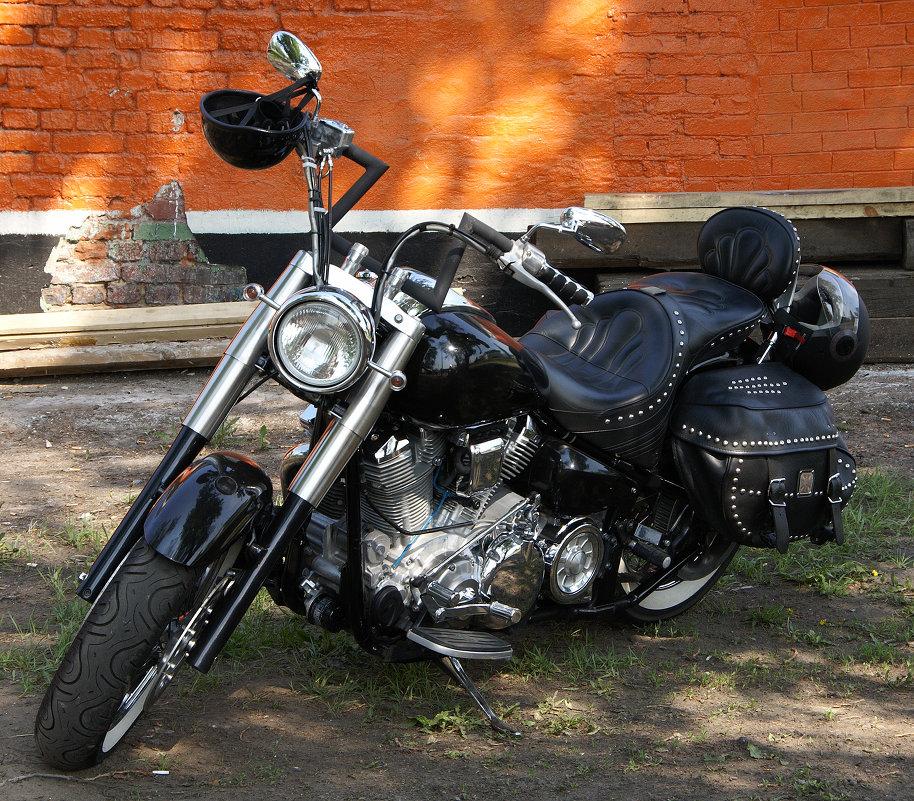 Harley Davidson - Яков Реймер