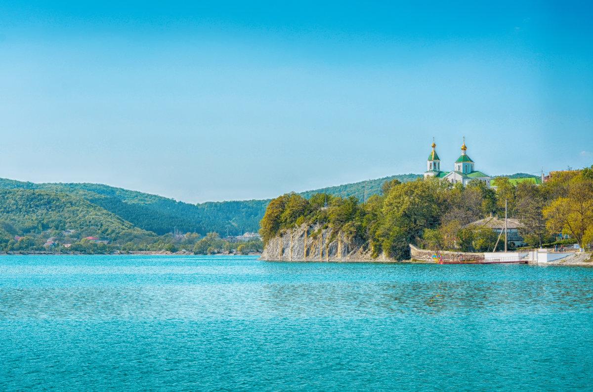 Озеро Абрау - Павел Радченко