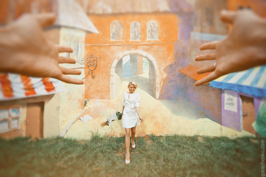 wedding - Алина Гараженко