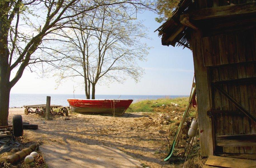рыбацкая деревня - FF70 XXXXX