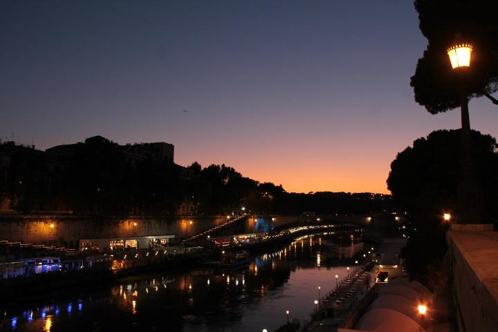 Tevere. Rome. - Eva Langue