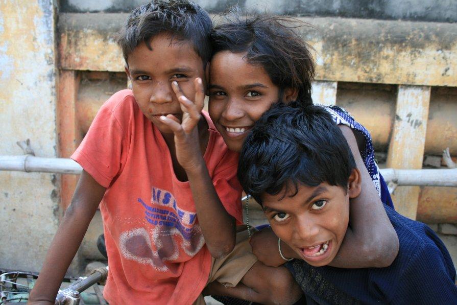 Дети Индии - Александр Другов
