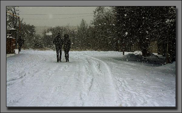 Первый снег - L Nick