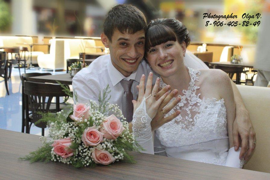 свадьба - Оля Ворожцова
