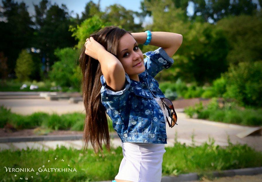 Маша - Вероника Галтыхина