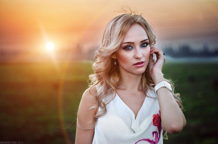 Анюта - Стас Матвеев