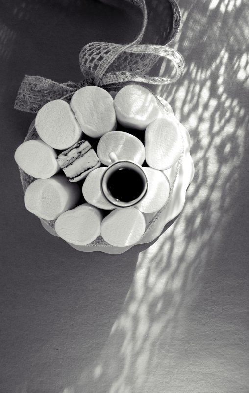 о чашечке кофе - Алёна Писаренко