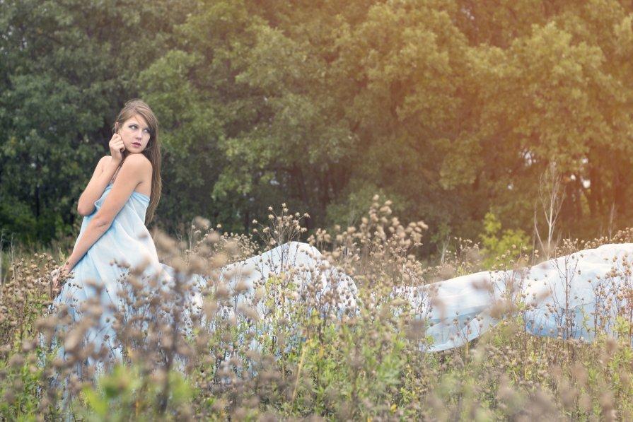 Фотография, модная этим летом)) - Валерия Похазникова