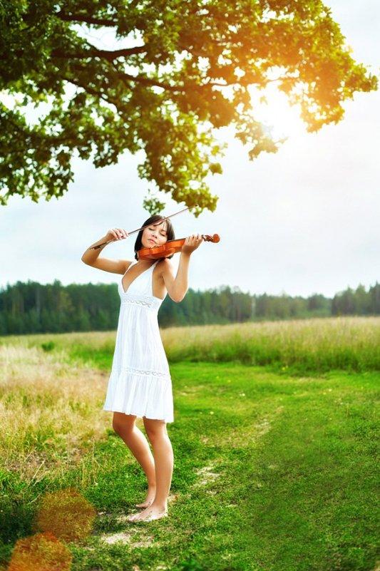 Скрипка - Elena Ryo