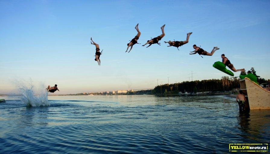 Люди могут летать - Ekaterina Klimova