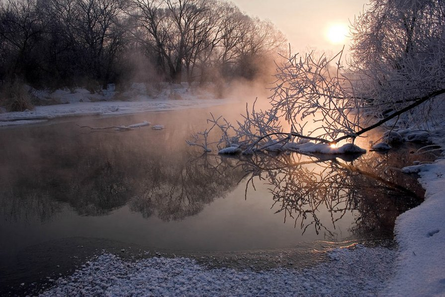 Восход в -30 - Андрей Селиванов