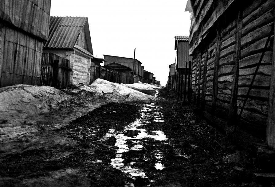 Весна на селе - Булат Назмиев