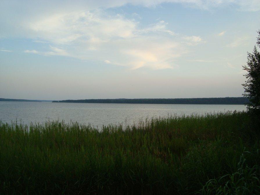 Копанское озеро - Ольга Мореходова