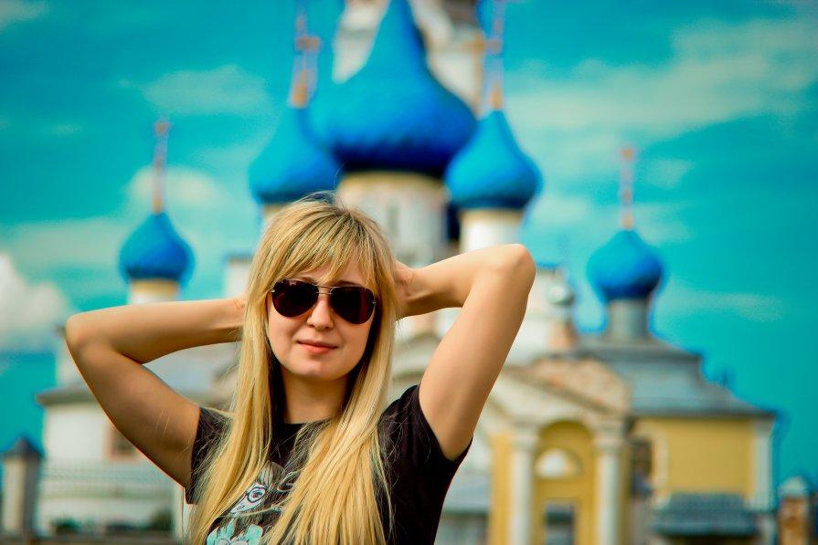 slide portrait - Антон Гордовый