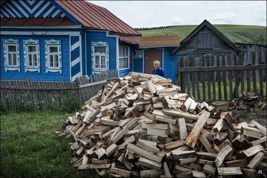 Из альбома Лето на даче - Александр Семенов