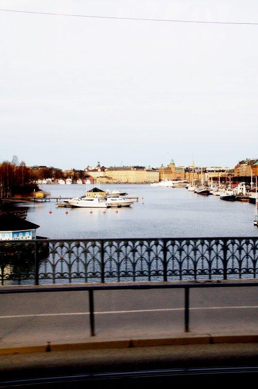 Стокгольм - Олечка Коломийцева